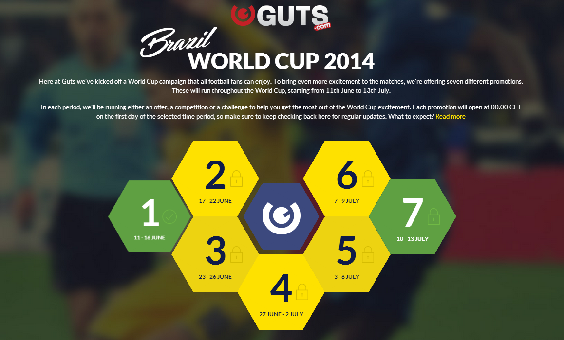 guts brazil world cup 2014