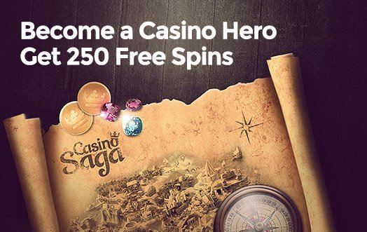 Casino saga registration bonus