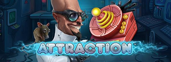 Attraction Slot launches at CasinoSaga with 280 Free spins