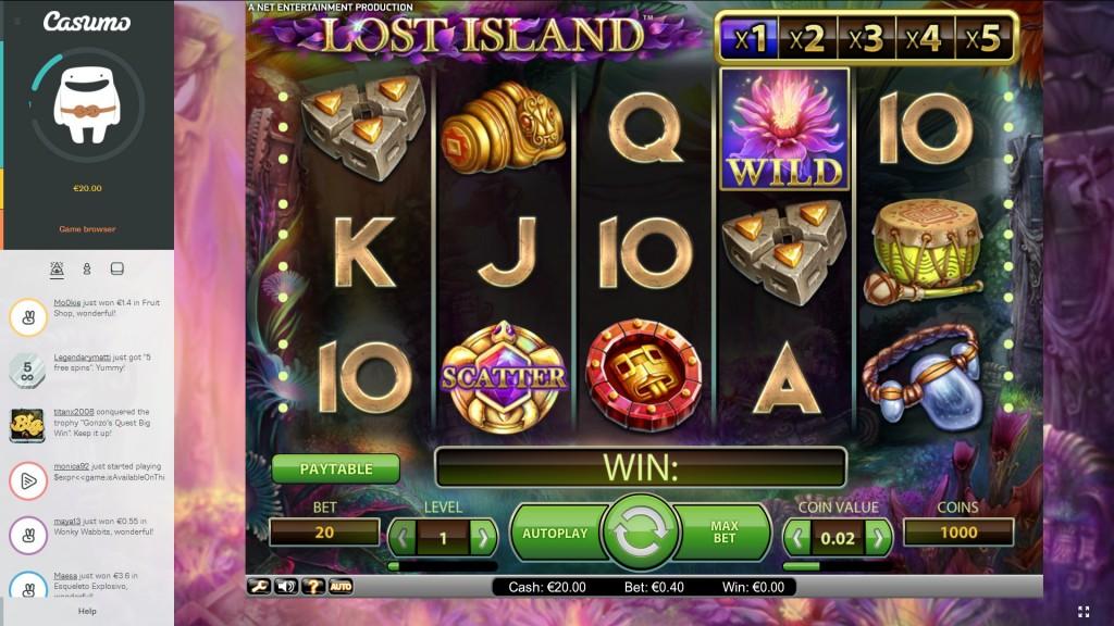 casumo casino fullscreen