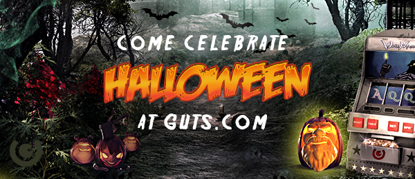 Halloween freespins at guts