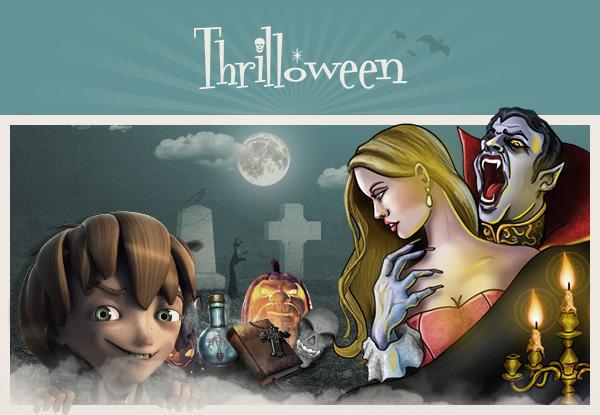 Thrills Halloween - Thrilloween